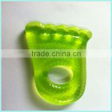 2016 high quality Non-toxic Bpa Free Food Grade Silicone Baby Teether