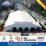 Most Beautiful roof linings and curtains decoration gazebo cheap big tente sale in Shenzhen