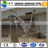 steel structural low cost of pig cow shed poultry shed chicken farm layer shed design