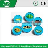 fish paper card inside 2 inch Vending machine toy ball
