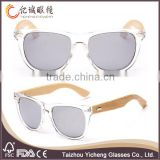 TAC Lenses Material and Can be customized Lenses Color Wood Sunglasses Polarized