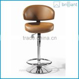 SX-081 footrest covers bar stool