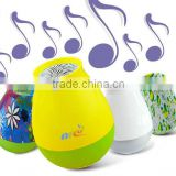 lovely NFC speakers creative wireless speakers phone sound