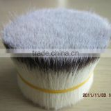 Imitation badger fiber for shaving brush