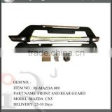 Car Front & Rear Guard with lamp for Mazda CX5 GOOD DEMAND