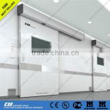 KBB hospital automatic glazed hermetic door for icu room