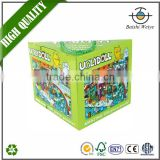 ISO 9001 factory new fashion plastic puzzle ball