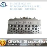 Brand New CYLINDER HEAD for VW AMAROK-CRAFTER 2.0TDI 03L103351C AMC908726 with high quanlity and low price.
