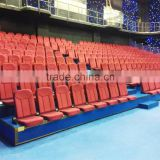 Mobile stand aluminum bleacher chairs stadium seats