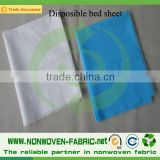 Disposable PP Nonwoven Bed Sheet Manufacturer/Wholesale Bed Sheet Set