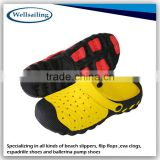 2015 new style women garden slippers whalesale clog
