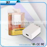 Hot selling USA US To EU Europe EURO Travel Charger Power Adapter Travel Adapter Worldwide Plug Power Adapter(QC301)