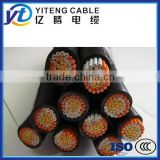 underground cable trays power cables, underground copper cable, heat resistant power cable