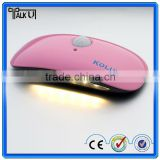 Battery operated energy saving automatic human body induction sensor led night light/lamp for baby