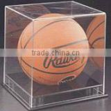 Clear Acrylic basketball display box, football box