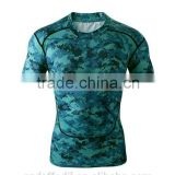 Custom American football jersey Tight clothes Sports latest designs cycling football jersey