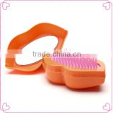 New plastic magic butterfly comb/hair comb holder
