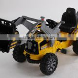 Hot design ride on tractor with battery operated and Pedal modes/ ride on car, electric kids car