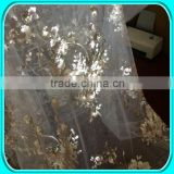 "132""R DOUBLE SPARKLE SEQUIN TABLE OVERLAYS FOR WEDDING                                                                         Quality Choice"