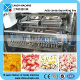 Shanghai factory price jelly bean candy machine by depositing