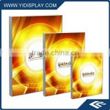LED optical lens light box