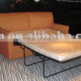 folding sofa and high quality hotel sleeper sofa