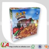 Full Color Printing Food Grade Pizza Packaging Box