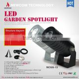 Ip65 2015 Newest Design Led Garden Light With Competitive Price Die Cast Aluminium Supplier China