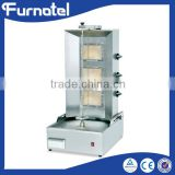 Hot Sale Electric /Gas Chicken Grill Shawarma Machine/kebab grill machine