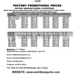 WORLDTEX SPORTS Price List For Labels