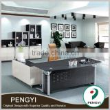 Modern office furniture l-type office table,office executive table pictures,office table and chair price