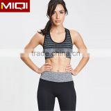 Cheap Wholesale Gym Clothing Women Fashionable Dry Fit Padded Yoga Bra Tops Work Out Sports Bra