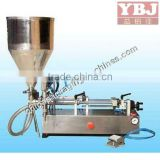 semi-automatic honey stick filling machine