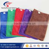 Premium quality and quick drying OEM order of microfiber cleaning towel