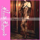 Cutting out bodycon Sexiest crotchless bodystockings