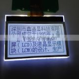 128x64 dot matrix graphic lcd display Standard Dot Matrix graphic 12864 LCD Earliest Manufactory