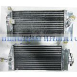 ALUMINUM RACING RADIATOR FOR Kawasaki KX500 KX 500 Radiators