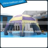 PVC Tarpaulin Inflatable Dome Tent, Inflatable Marquee, Inflatable Igloo Tent For Events