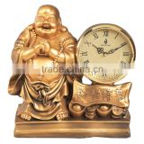 fine quality beatiful resin table clock european design luxury resin hanging clock swing clock