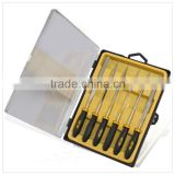 6pcs 150mm Diamond Needle File Set Jewlery Beading Hobby Craft Metal Repair Tool