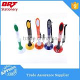 custom color promotion ball pen with stand