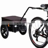 Bicycle Cargo Trailer/Utility Trailer & Hang Wagon 2 in 1