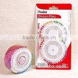 Promotion High Quality color ball head dress maker pin