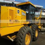 Used John Deere motor grader 670CH for sale