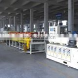 EPDM rubber sheet and hose extrusion production line// NBR and PVC Insulation pipe machine