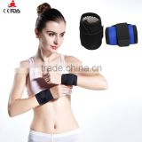 neoprene power weight lifting wrist wraps magnetic tourmaline wrist brace gym sport wrist support
