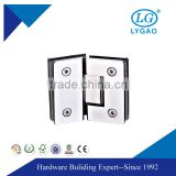 Bathroom clamp series shower hinge LG-622AA/ straight 135 degree/ zinc alloy material