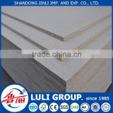44MM indoor usage flakeboard with best quality FSC certificate particle board MFC