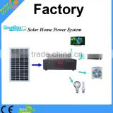 small solar system for home 600W