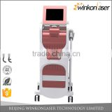 CE FDA approved soft light 808 / 810 nm laser diode alexandrite lazer epilasyon makinesi